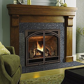 Gas Traditional Fireplaces