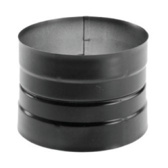 Duravent Durablack Double Skirted Stovetop Adapter 1672