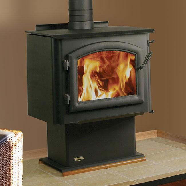Quadra-Fire 4300 Millennium Wood Stove - Quadra-Fire 4300 Millennium