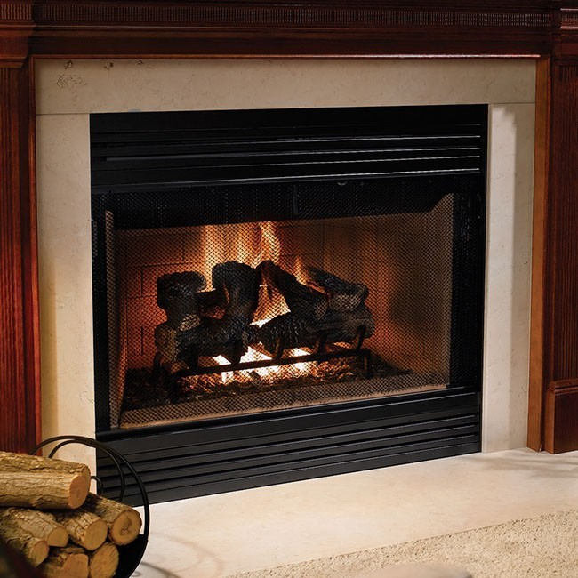 Amazing Heatilator Wood Fireplace Manual Part - 6: Heatilator Accelerator 36 Wood Fireplace