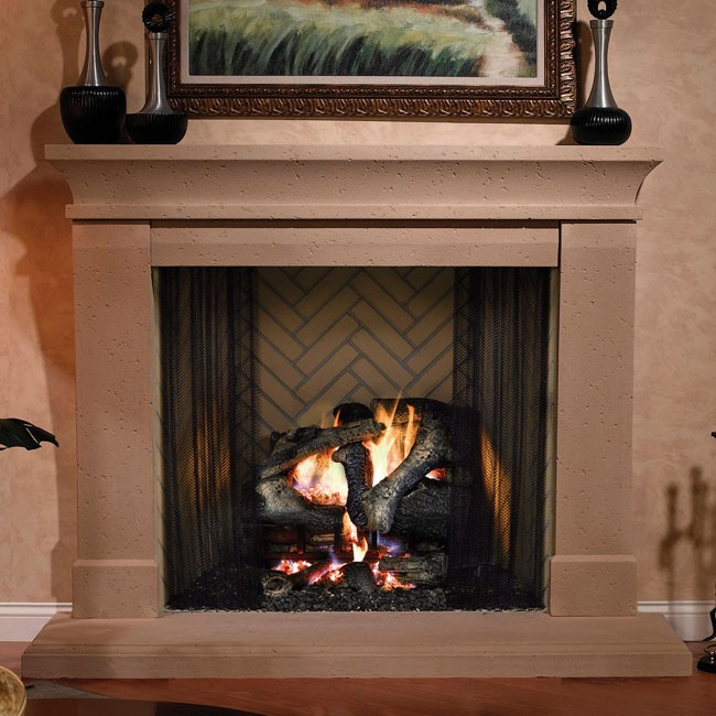 Wood Fireplaces - Fireplaces - Products