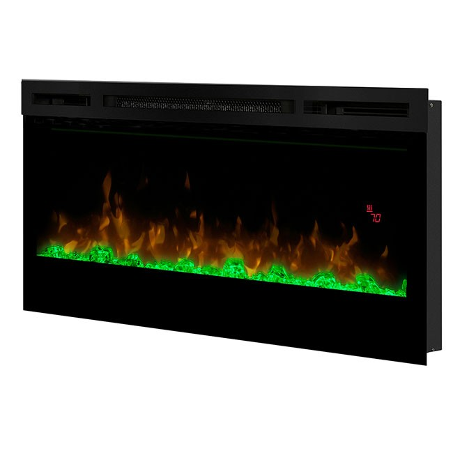 Prism Series 34 Quot Wall Mount Electric Fireplace