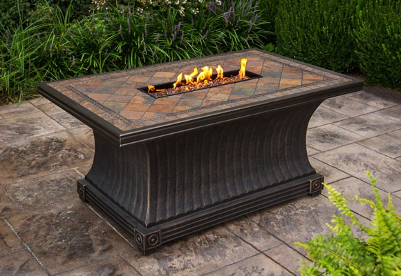Catalina Fire Table
