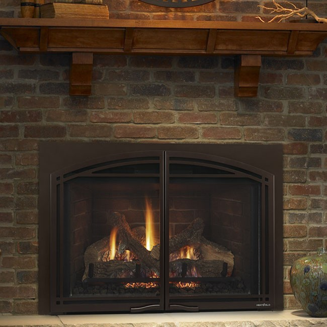 Gas Inserts - Fireplace Inserts - Products