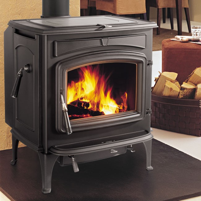 Jøtul F50 TL Rangeley. Large Wood Stove - Wood Stoves