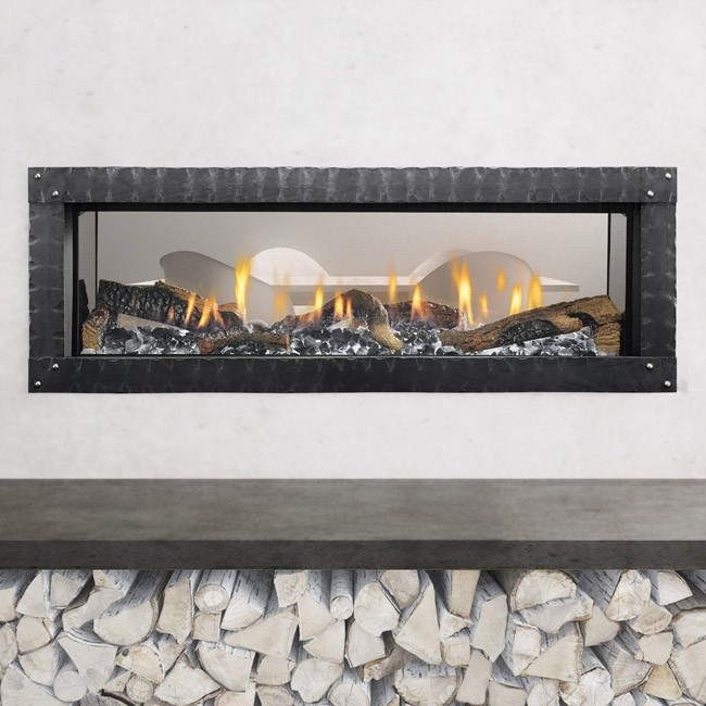Fireplace Doesnt Heat: Heat & Glo MEZZO 48 See-Through