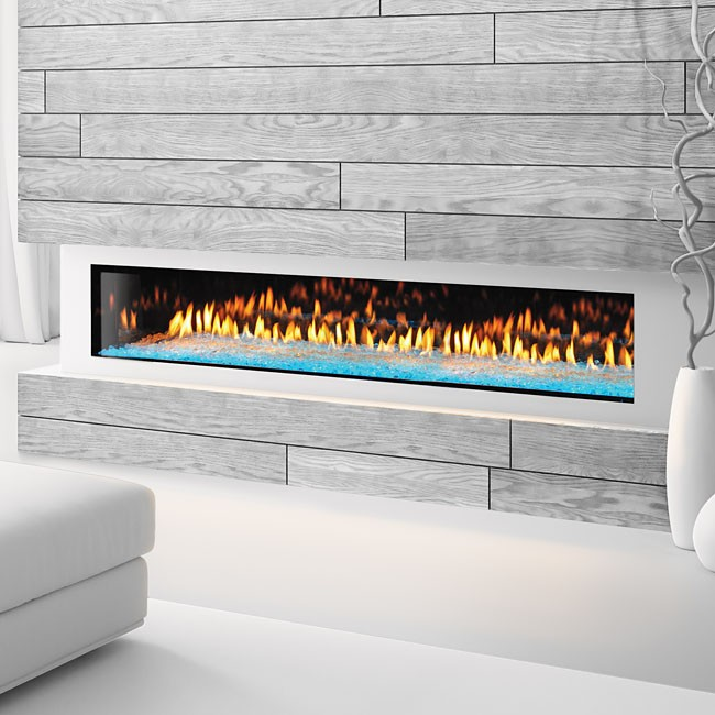 Heat & Glo PRIMO Direct Vent Gas Fireplace - Heat & Glo PRIMO 72