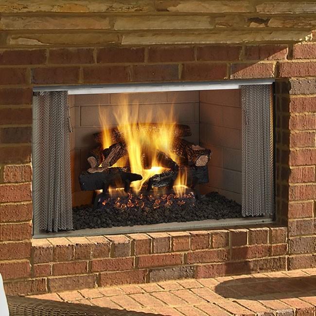 Heat Amp Glo Villawood 42