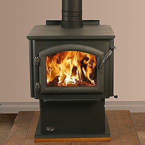 Quadra-Fire 3100 Step Top Wood Burning Stove