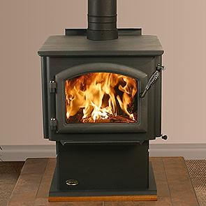 Quadra-Fire 3100 Step Top Wood Burning Stove