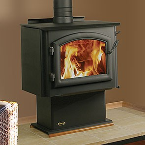 Quadra-Fire 4300 Millennium Wood Stove