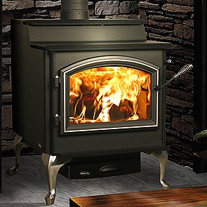 Quadra-Fire 5700 Step Top Wood Burning Stove