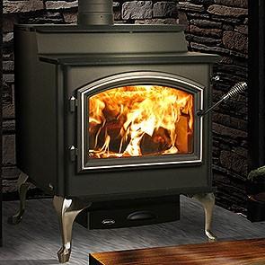 Quadra-Fire 5700 Step Top Wood Burning Stove