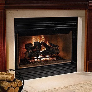 Heatilator Accelerator 36 Wood Fireplace