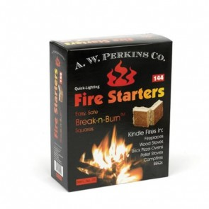 Fire Starter Squares - Large Box