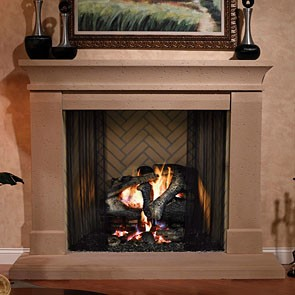 Heatilator Birmingham BIR-42 Wood Fireplace