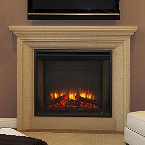 "SimpliFire 30"" Built-In Electric Fireplace"