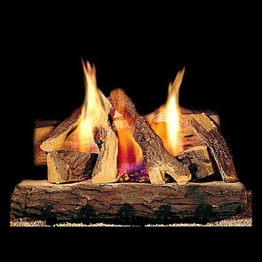 Heat & Glo Campfire Series Gas Log Set