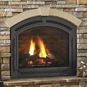 Cerona 36 Gas Fireplace