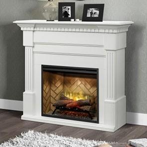 Dimplex Christina Mantel Electric Fireplace