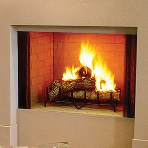 Heat & Glo Exclaim-36 Wood Fireplace