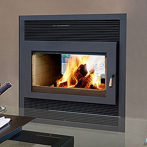 RSF Focus See-Thru Wood Fireplace