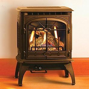 Quadra-Fire Garnet IPI Gas Stove