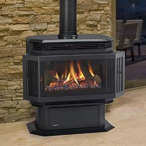 Quadra-Fire Hudson Bay Gas Stove