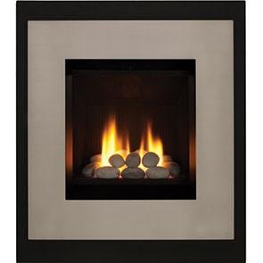 Valor Portrait Ledge Gas Fireplace