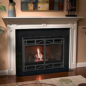 Heatilator Novus NDV3933 Gas Fireplace
