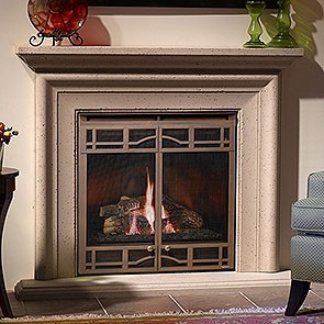 Heatilator Novus NDV4236 Gas Fireplace