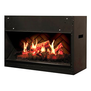 "Dimplex Opti-V Solo 30"" Built-in Firebox"