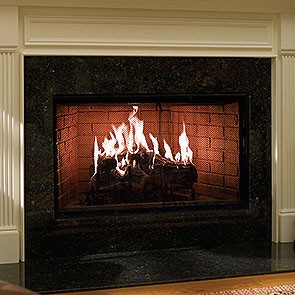 Heat & Glo Royal Hearth RH-36 Wood Fireplace