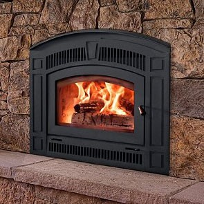 RSF Pearl Wood Fireplace