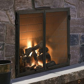 Heat & Glo Rutherford 50 B Wood Fireplace