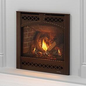 Heat & Glo SlimLine 3X Gas Fireplace