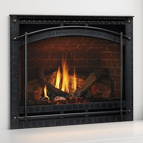 Heat & Glo SlimLine 7 Gas Fireplace (SlimLine 7X Pictured)