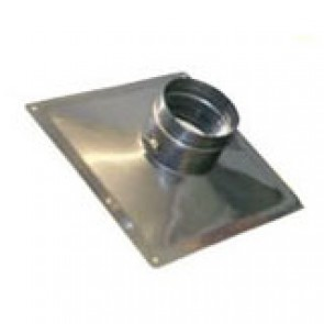 "6"" Liner Flat Top Plate - 18x18 TPNS6-1818"