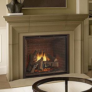 Heat & Glo True-36 Gas Fireplace