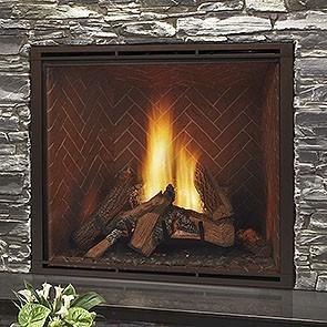 Heat & Glo True-42 Gas Fireplace