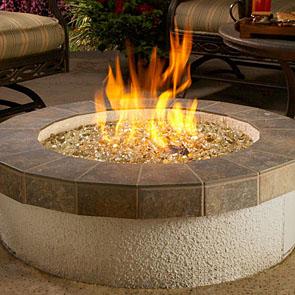 DIY Gas Firepits