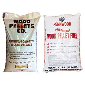 Wood Pellets/Blocks