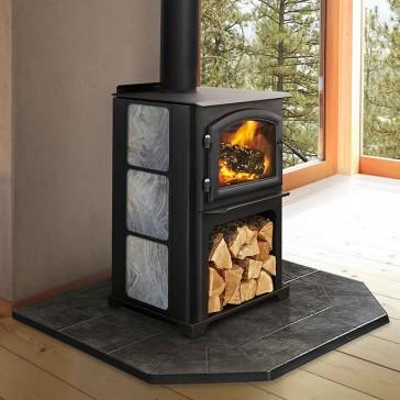 Quadra-Fire Discovery II Wood Stove