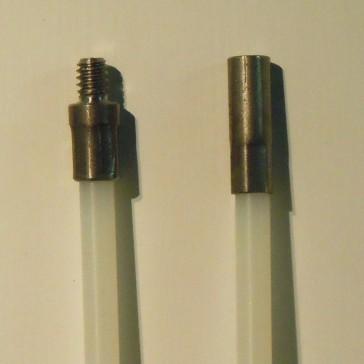 Brush Rod - 5ft Nylon for Pellet Brush
