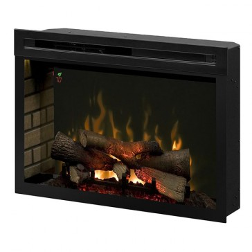 "Dimplex 33"" Multi-Fire XD Electric Firebox w/Logs"