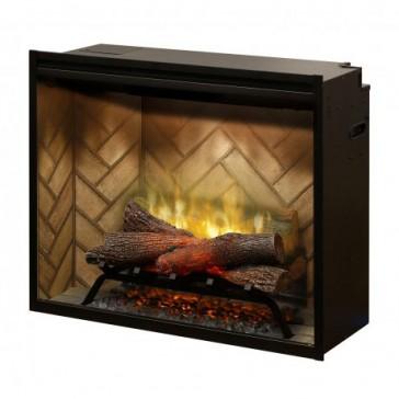 "Dimplex Revillusion 30"" Built-in Firebox"