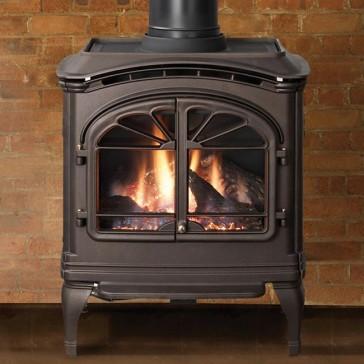Heat & Glo Tiara I Gas Stove