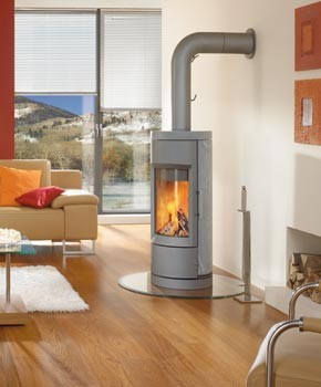 Hearthstone Bari Contemporary Wood Stove