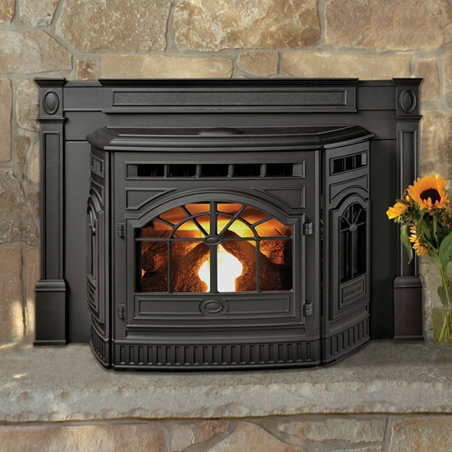 quadra fire castile pellet insert rh woodheat com quadra fire wood fireplace inserts quadra fire fireplace insert parts