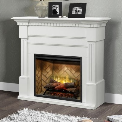Dimplex Christina Mantel Electric Fireplace